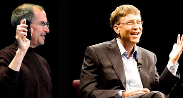 Bill Gates Haramkan Anaknya Gunakan Produk Apple
