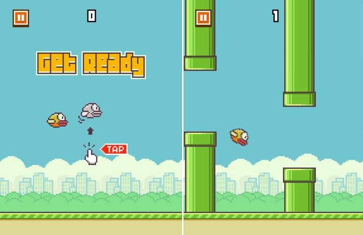 Game Flappy Bird