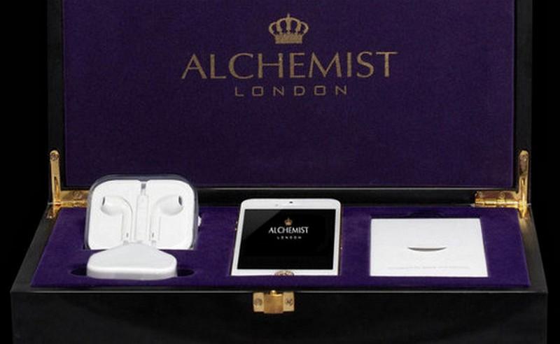 iPhone 5 Alchemist London