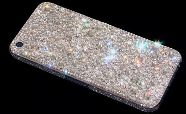 iPhone 5 bertabur berlian
