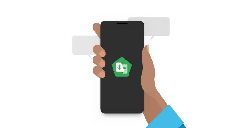 Aplikasi Pengubah Suara jadi Teks Android iOS