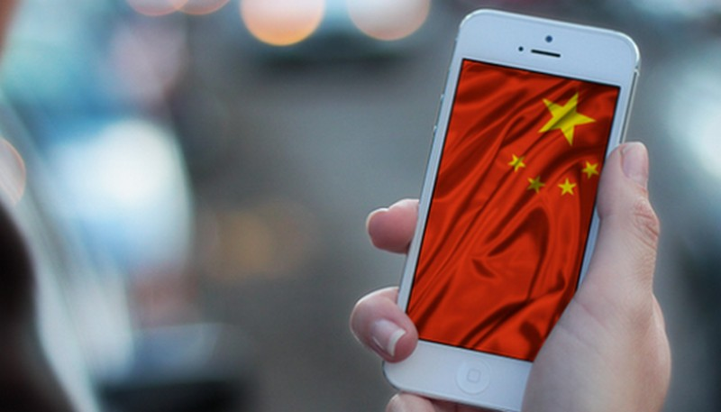 Smartphone China