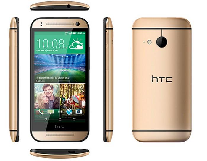 HTC One Mini 2 gold