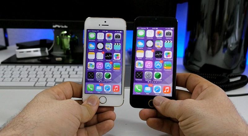 new styles 5af27 20506 Video] Beginilah Tampilan iOS di Layar 4,7 inci iPhone 6   Telset