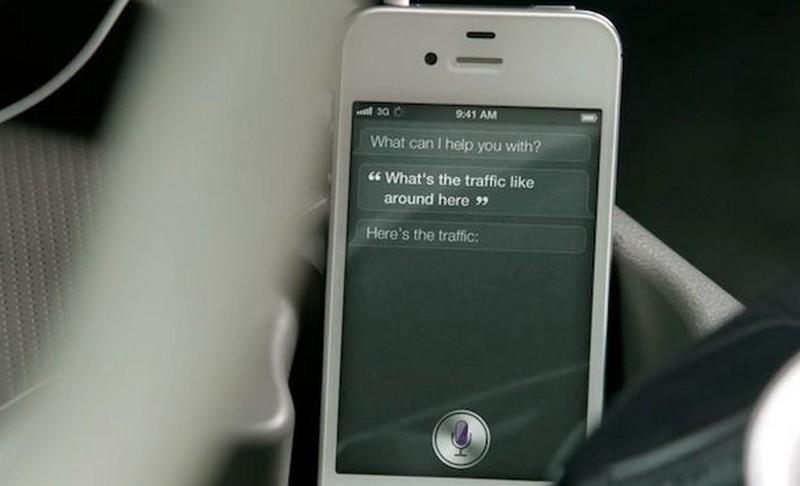 Aplikasi Siri di iPhone
