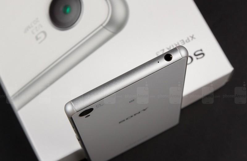 Sony Xperia Z3 dan Z3 Compact audio rec