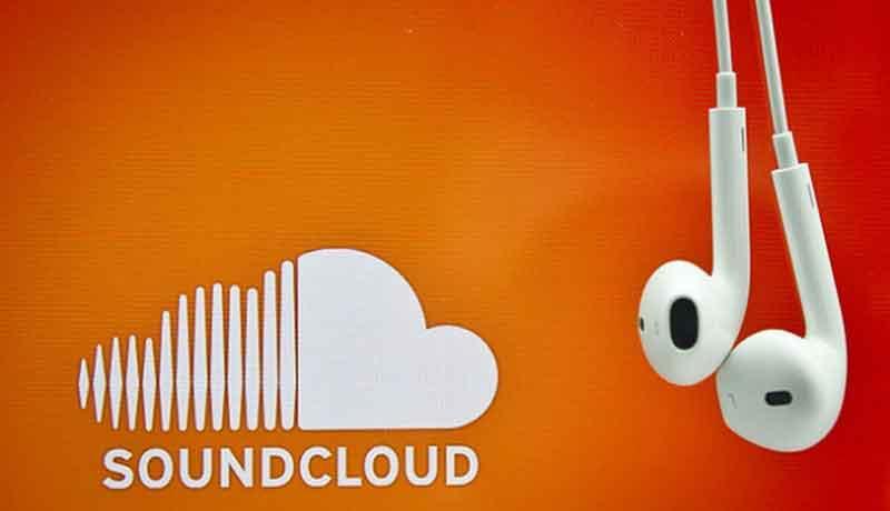 SoundCloud ilustrasi