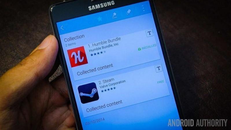 Android vs iPhone aplikasi default