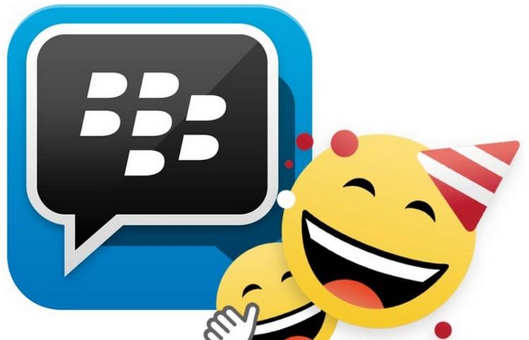 BBM grup chat sticker