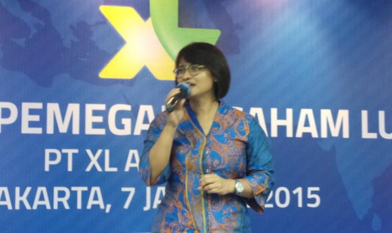 Dian Siswarini, Deputy CEO XL