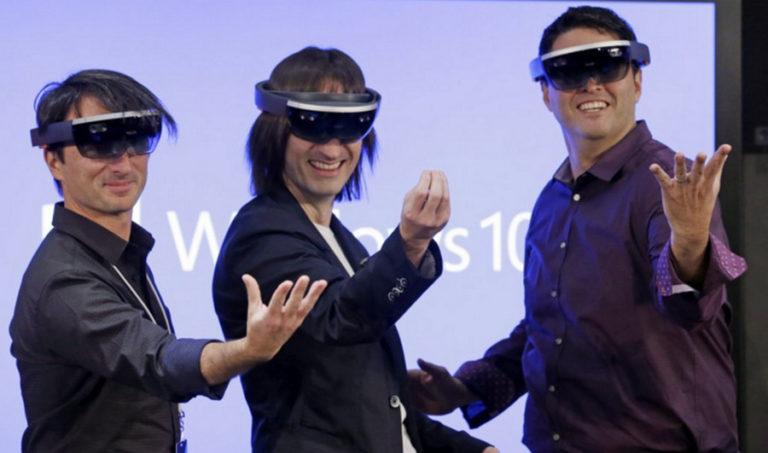 HoloLens, Headgear Augmented Reality dari Microsoft