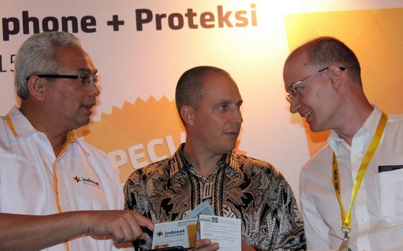 Indosat bundling dengan proteksi