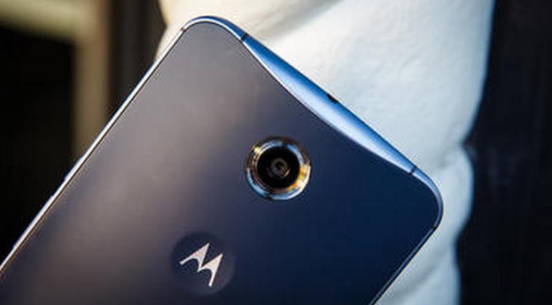 Nexus 6 kamera