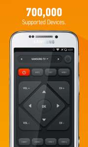 Smart IR Remote Screenshot 2