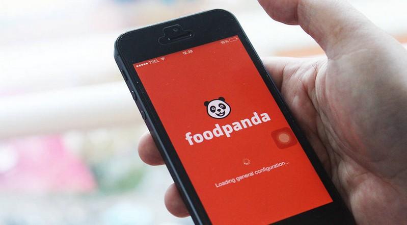 Telkomsel FoodPanda