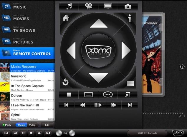 free-ios-xbmc-remote