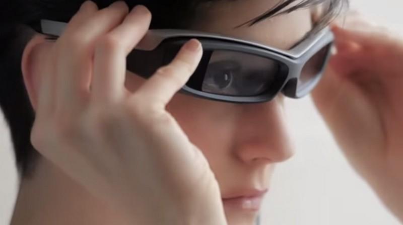 Sony SmartEyeglass models