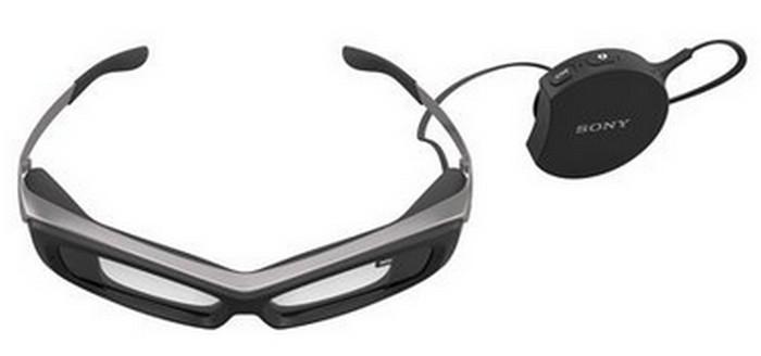 Sony SmartEyeglass set