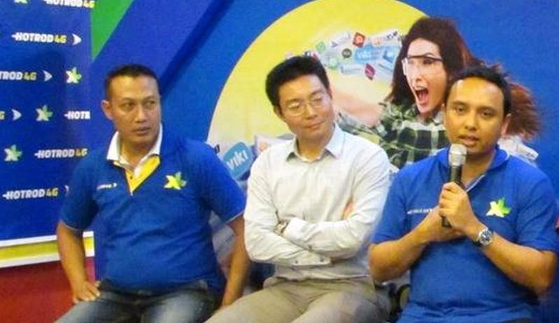 ZTE uji coba 4G XL Surabaya