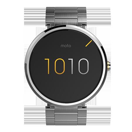 Moto 360 Moto Maker