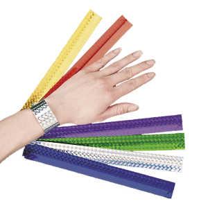 Diamond-Metallic-Slap-Bracelets