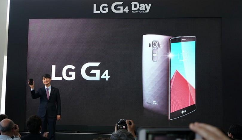 LG G4 launching