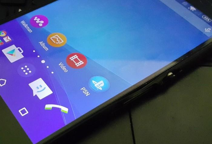 Sony Xperia Z4 bocoran foto di GFXBench