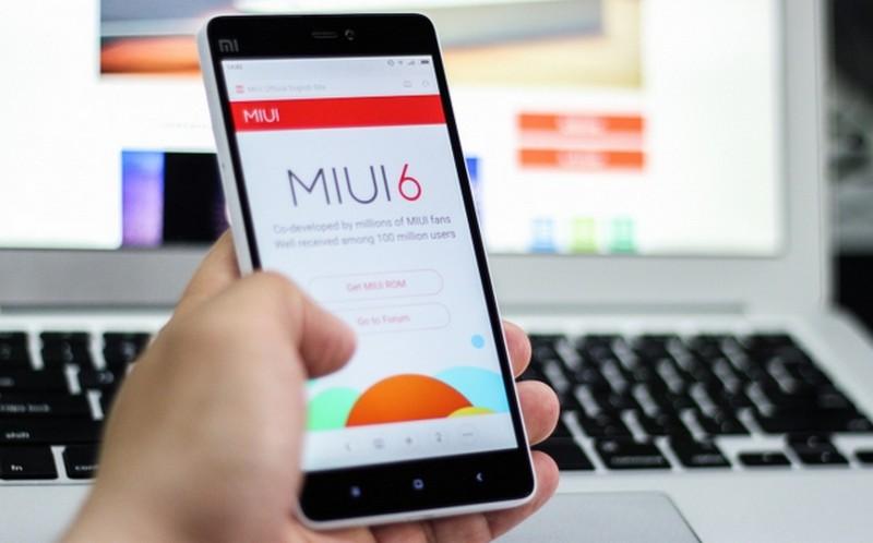 Xiaomi Mi4i dengan MIUI6