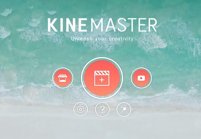 aplikasi Edit Video terbaik Android Kinemaster