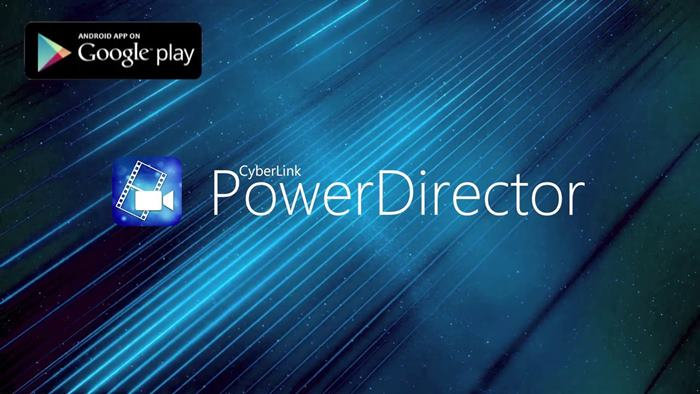 aplikasi Edit Video terbaik Android Power Director