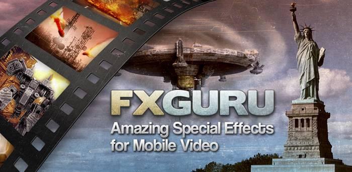 aplikasi Edit Video terbaik Android FX Guru