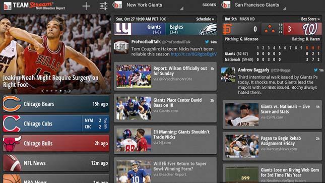 5 aplikasi Berita Olahraga di Android