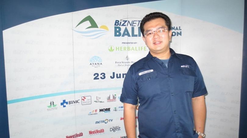 Adi Kusma, President Director Biznet Networks