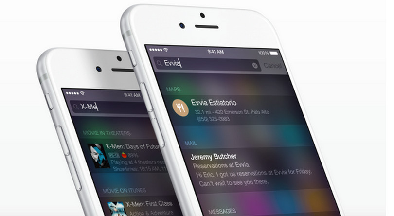 Apple Siri Proactive Assistant