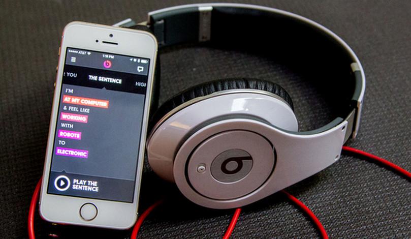 Apple Music ilustrasi
