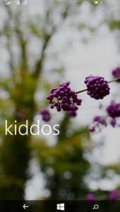 Berbagi Lumia 540 dengan anak 9