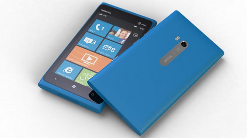 Lumia 540 blue