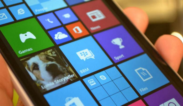 Berbagi Lumia 540 Bersama Anak dengan Aman