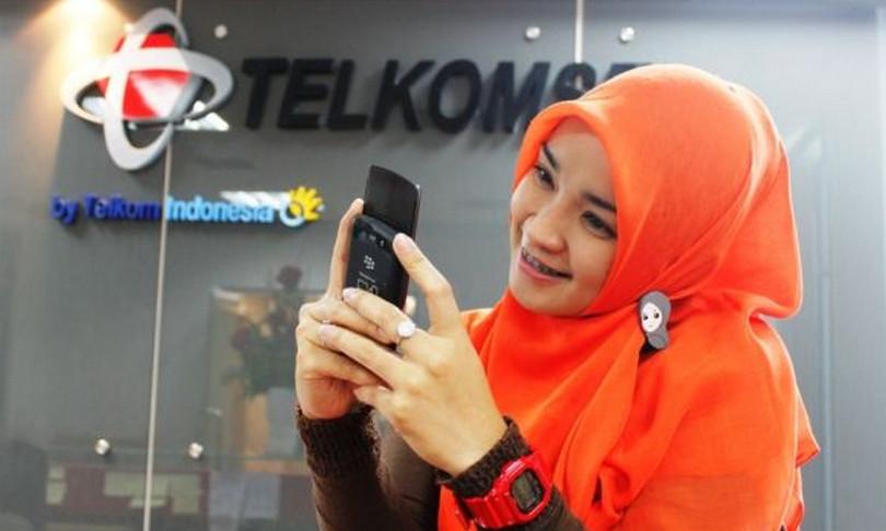 Telkomsel hijab