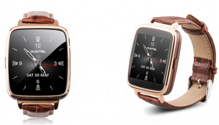 Smartwatch Oukitel Ini Ingatkan Anda Saat Duduk Terlalu Lama