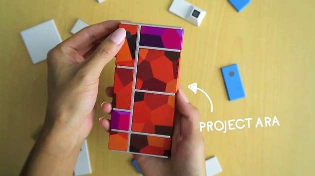 Merakit Ponsel ala Project Ara