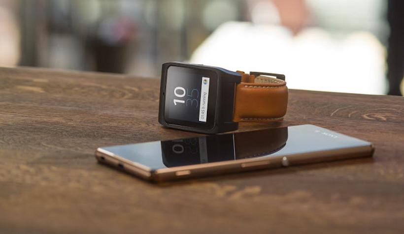 Sony Xperia Z3+ smartwatch