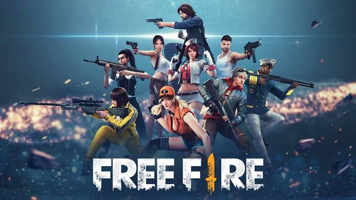 game kelompok Free Fire