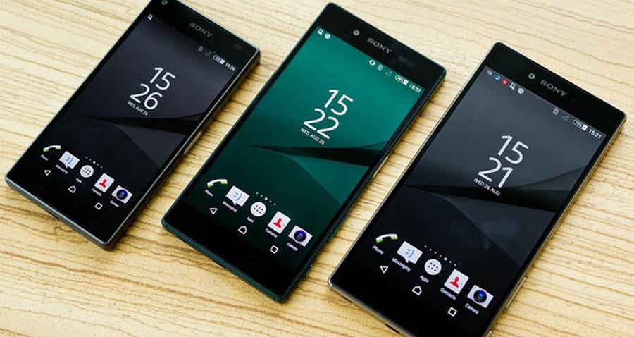 Sony Xperia Z5, Z5 Compact & Z5 Premium