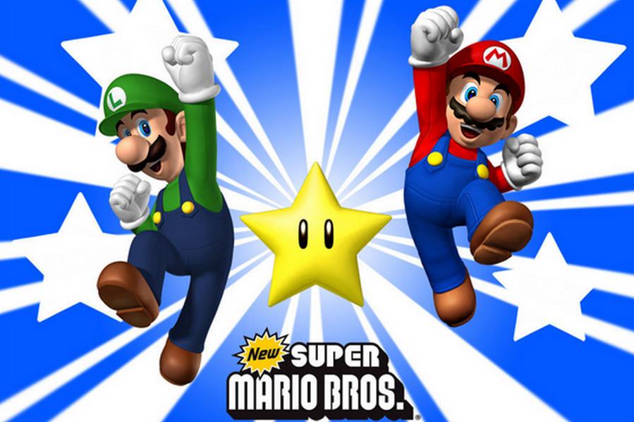 Super Mario new