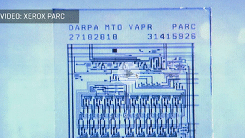 Xerox chip