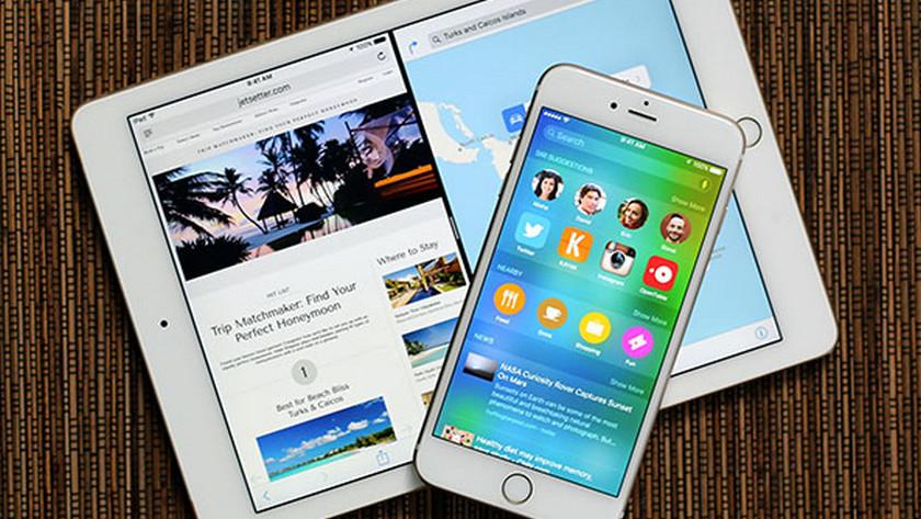 iPhone 6s dan iPad Pro