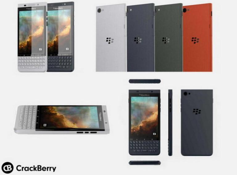 BlackBerry Perkenalkan Smartphone Android Baru di MWC?