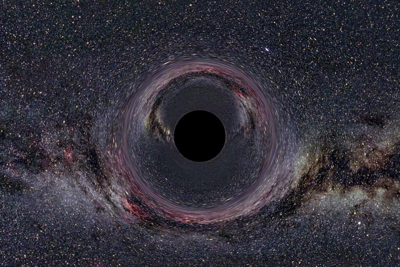 Einstein lubang hitam 4
