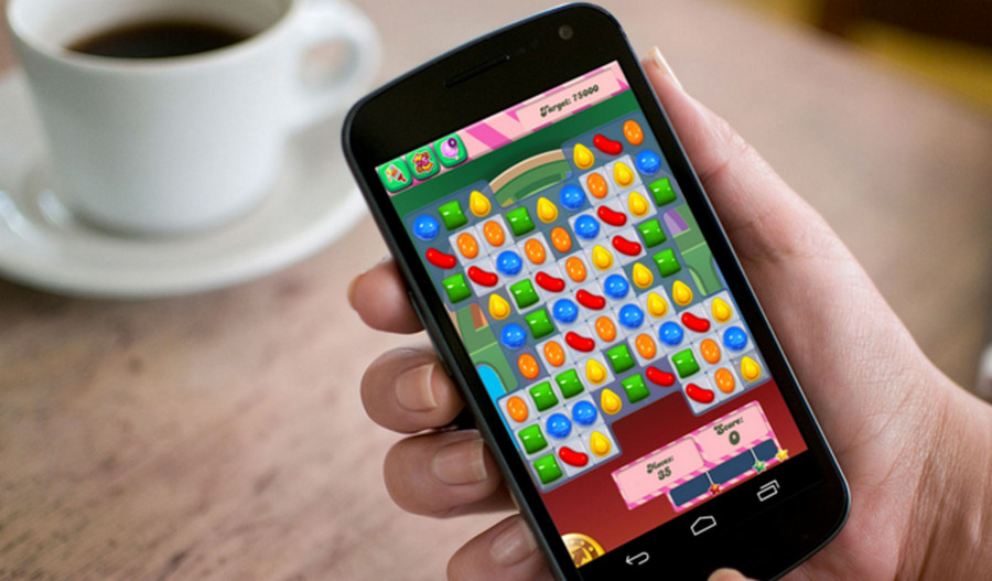 Game mobile candycrush